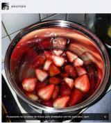 Fresas mañaneras
